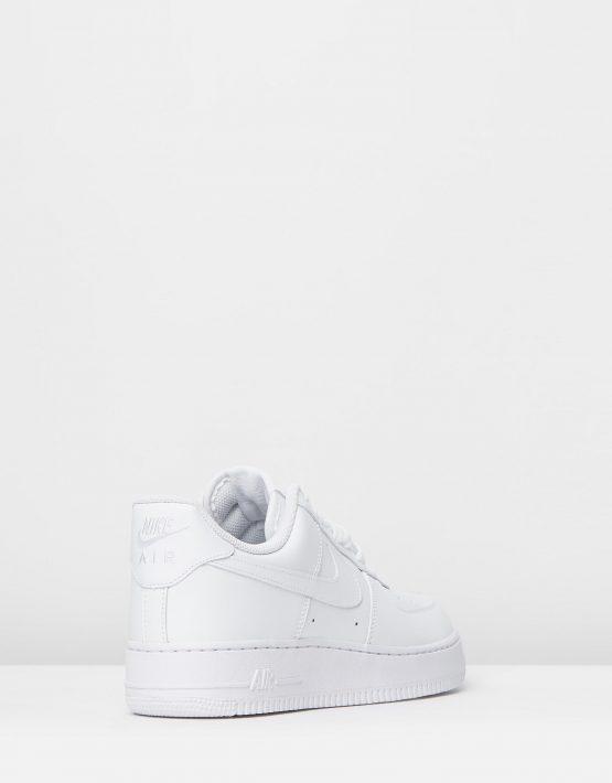 Nike Men's Air Force 1 '07 White Sneakers 2