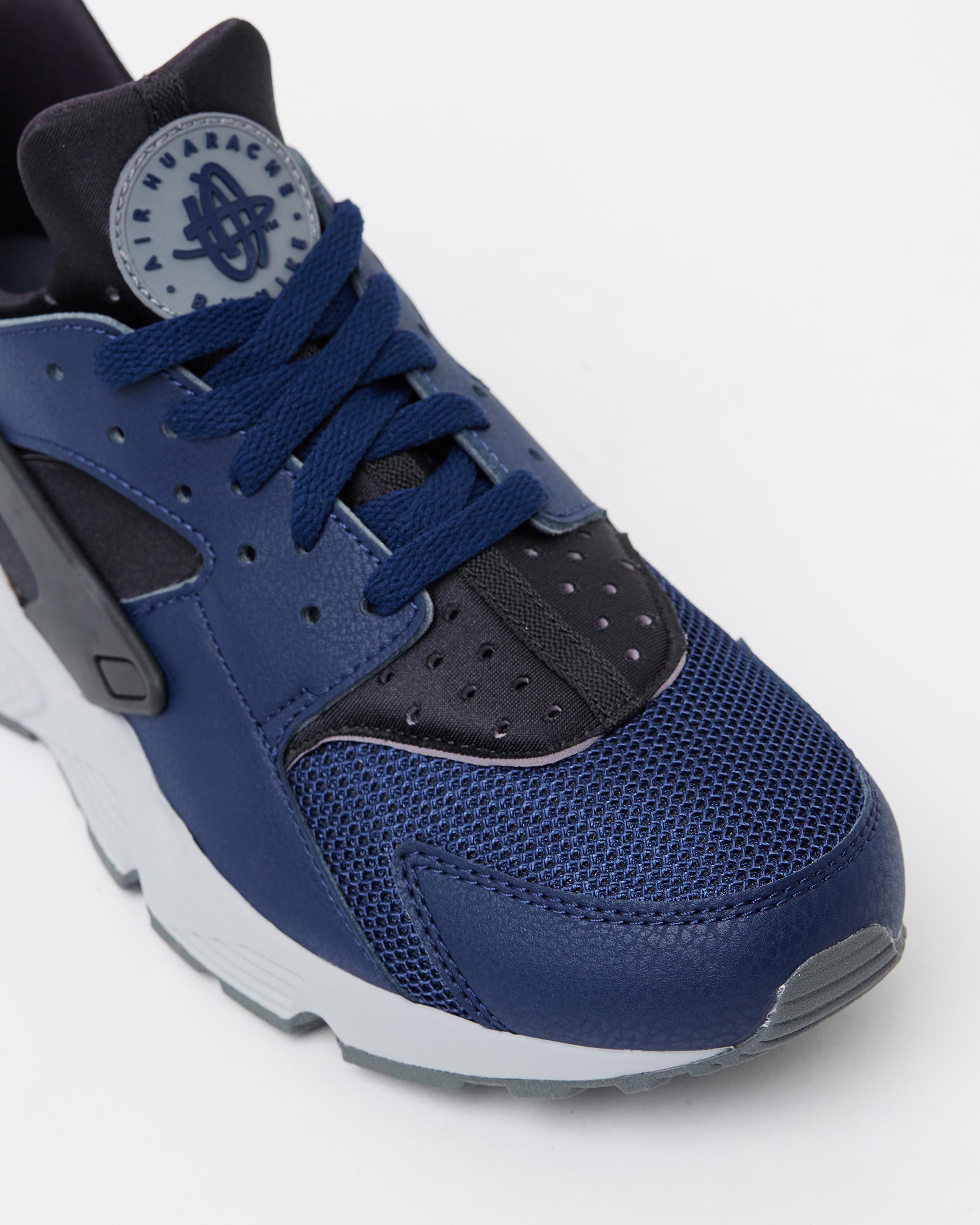 new styles aa722 de39b Nike Men's Air Huarache Mid Navy