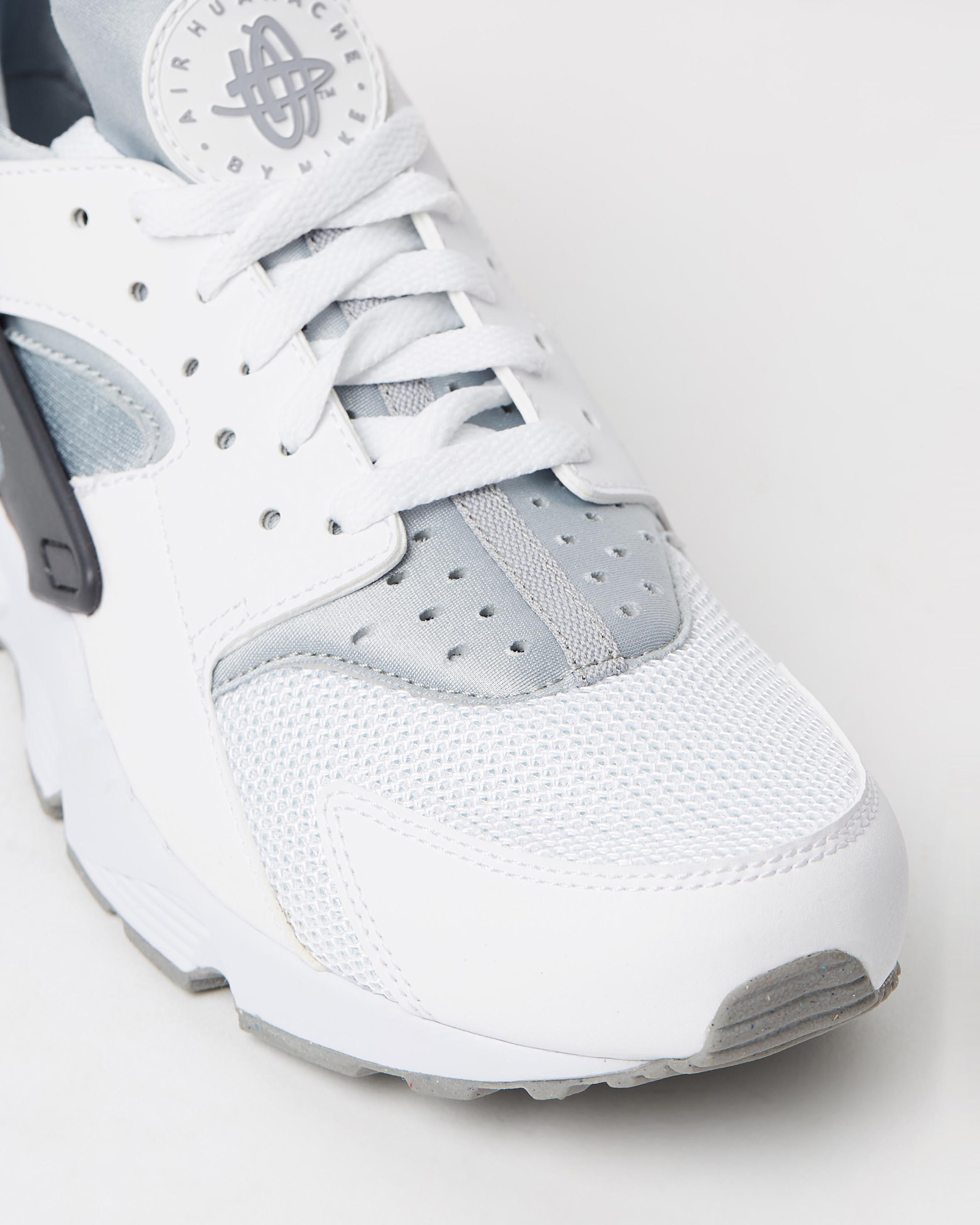 e966457bc25 ... Nike Mens Air Huarache White Wolf Grey 4
