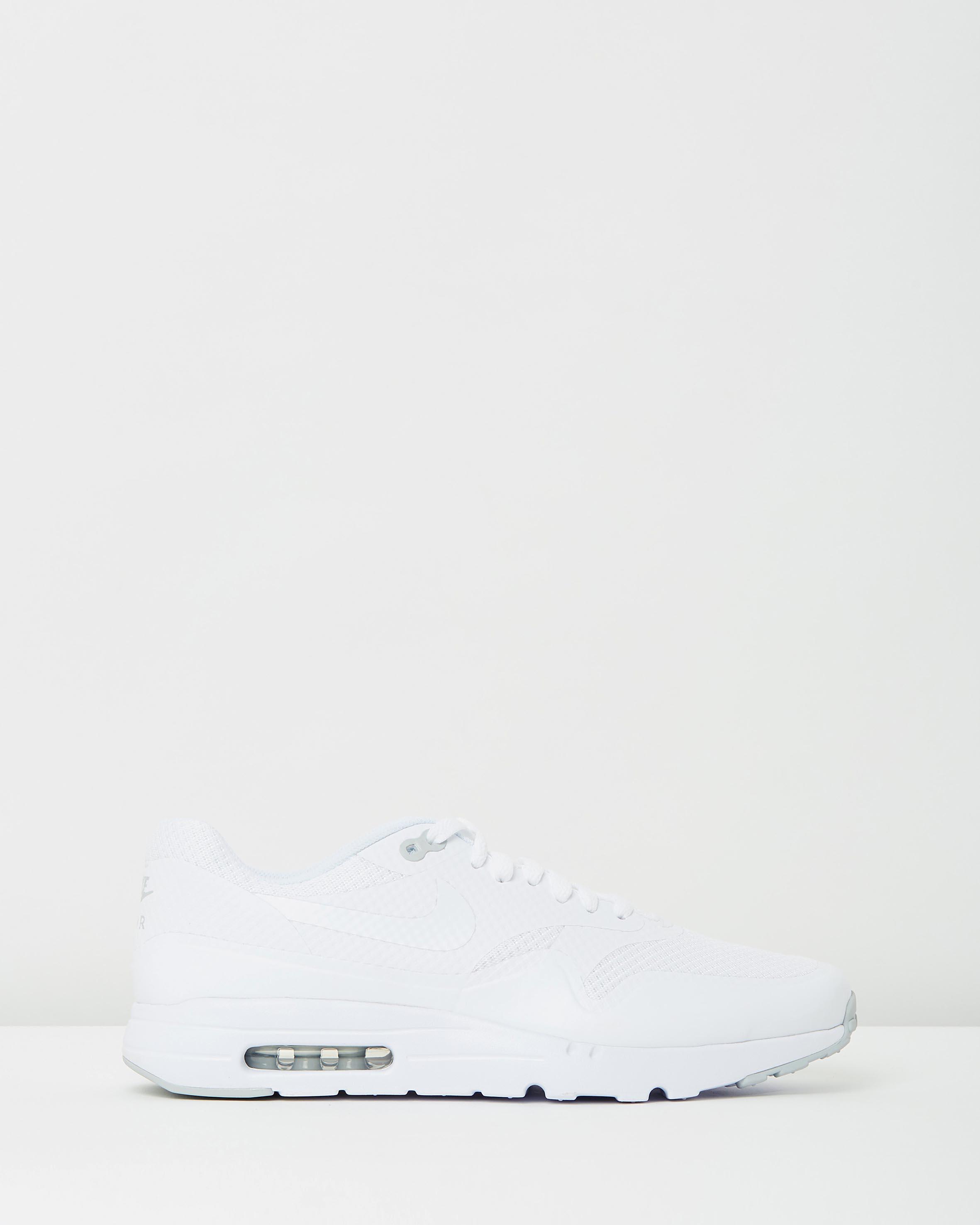 Nike AIR MAX 1 ULTRA ESSENTIAL White sooco.nl  sooco.nl