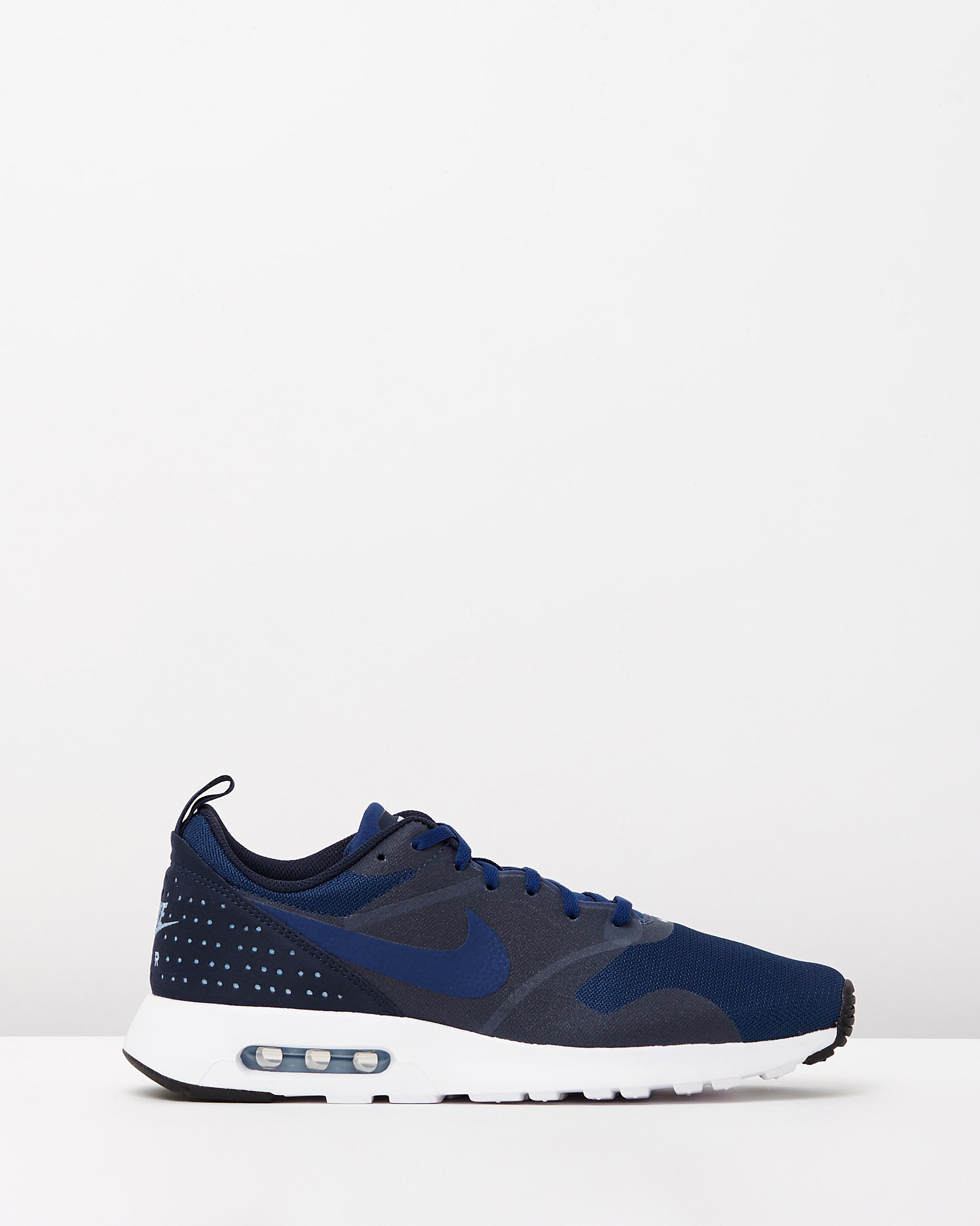 nike men s air max tavas coastal blue obsidian white. Black Bedroom Furniture Sets. Home Design Ideas