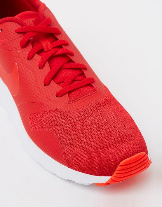 Nike Mens Air Max Tavas Leather University Red 4