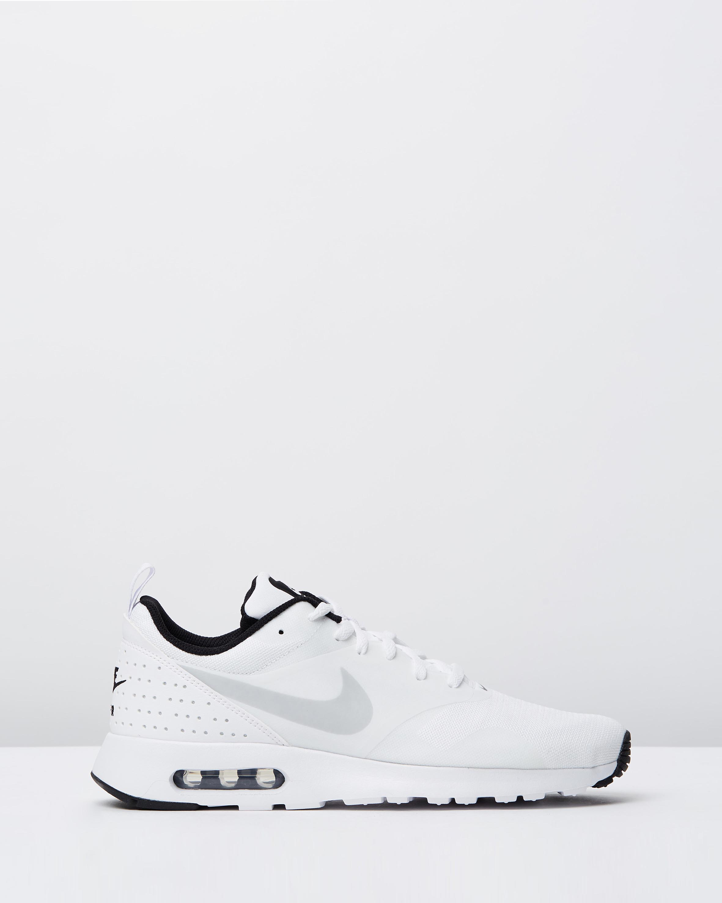 aceeaadd36fa Nike Mens Air Max Tavas White Pure Platinum Black 1 ...