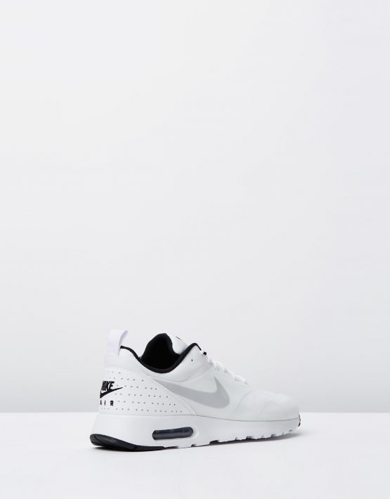 Nike Mens Air Max Tavas White Pure Platinum Black 2