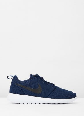 Nike Mens Roshe One Midnight Navy Black White 1