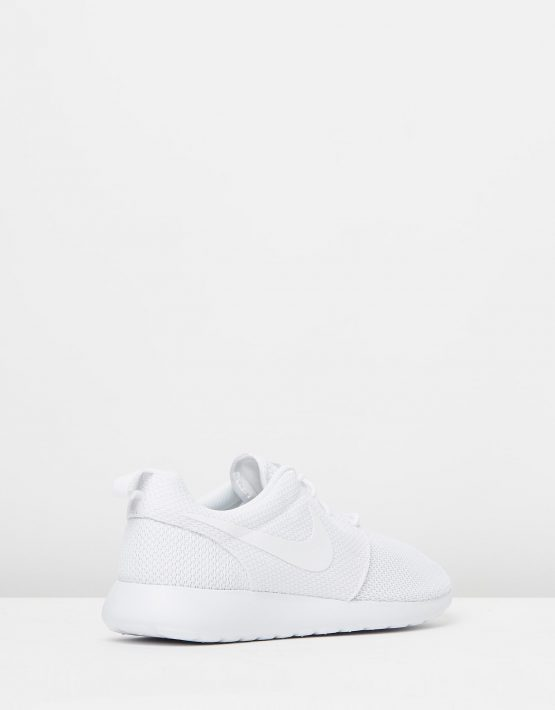 Nike Mens Roshe One White 2