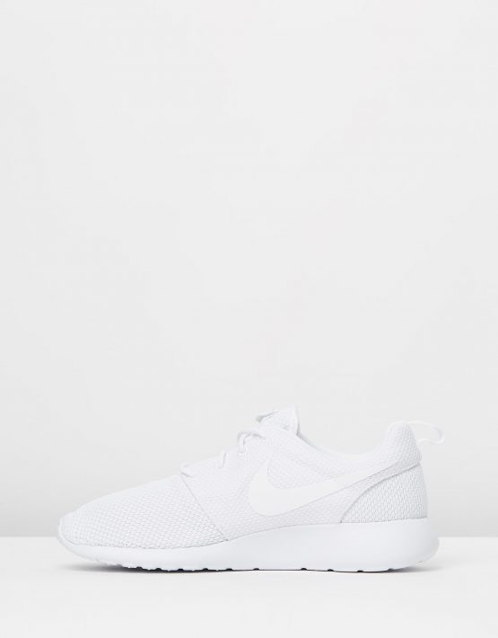 Nike Mens Roshe One White 3