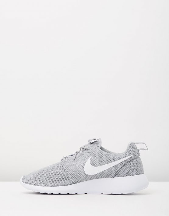 Nike Mens Roshe One Wolf Grey White 3