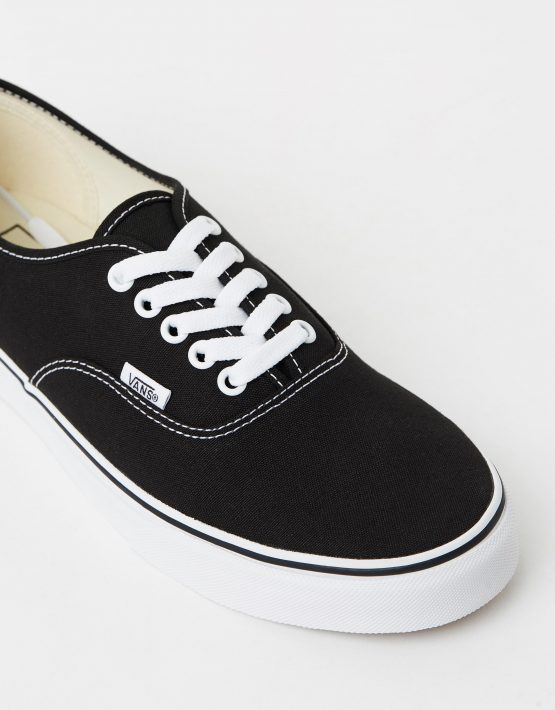 Vans Authentic Black Mens Trainers 4