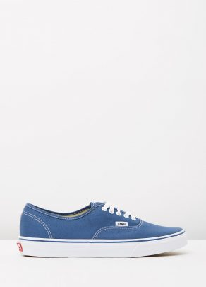 Vans Authentic Navy Mens Trainers 1