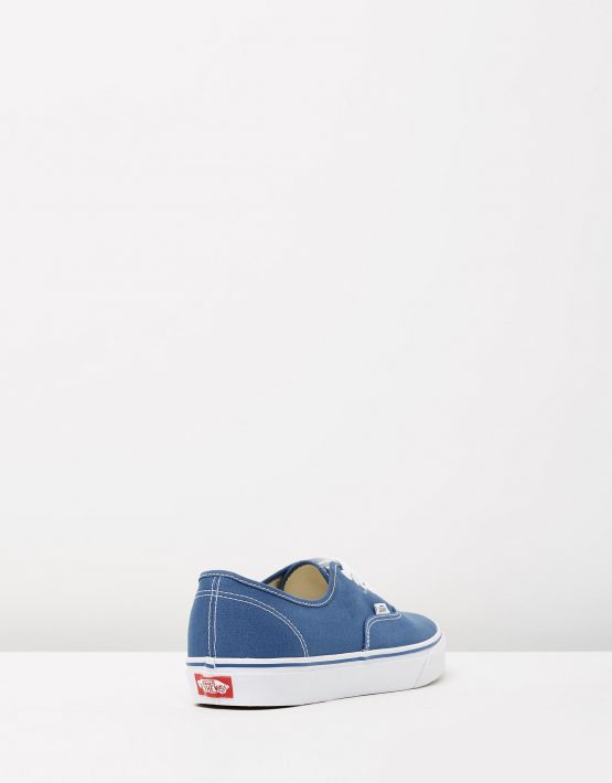 Vans Authentic Navy Mens Trainers 2