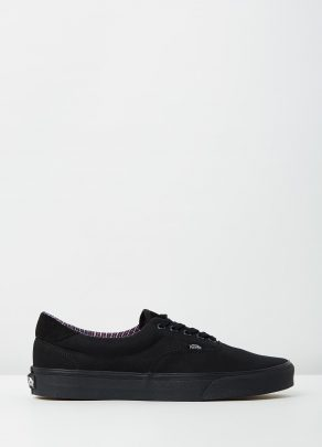 Vans Era 59 Cord Plaid Black 1
