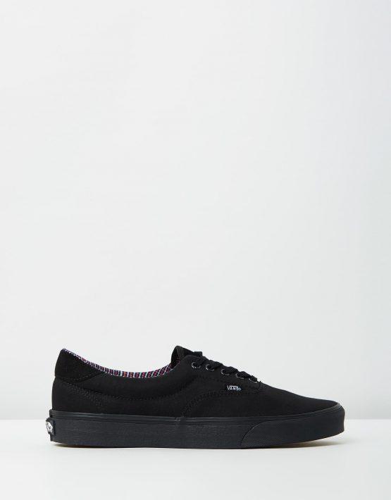 Vans Era 59 Cord Plaid Black 1