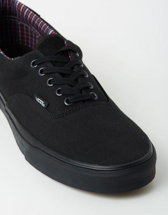 Vans Era 59 Cord Plaid Black 4
