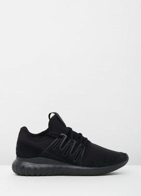 Adidas Tubular Radial Black 1