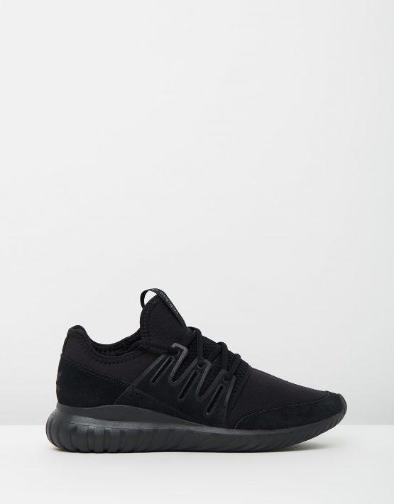 Adidas Tubular Radial Black 1