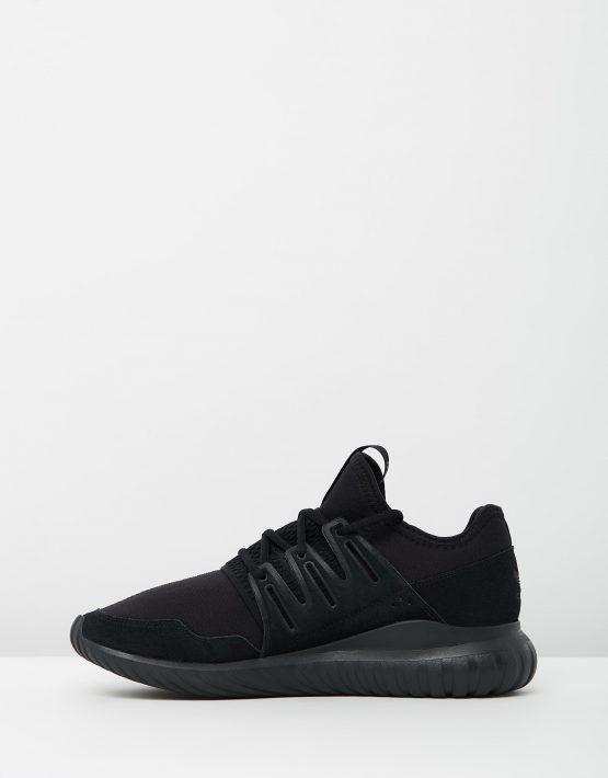 Adidas Tubular Radial Black 3