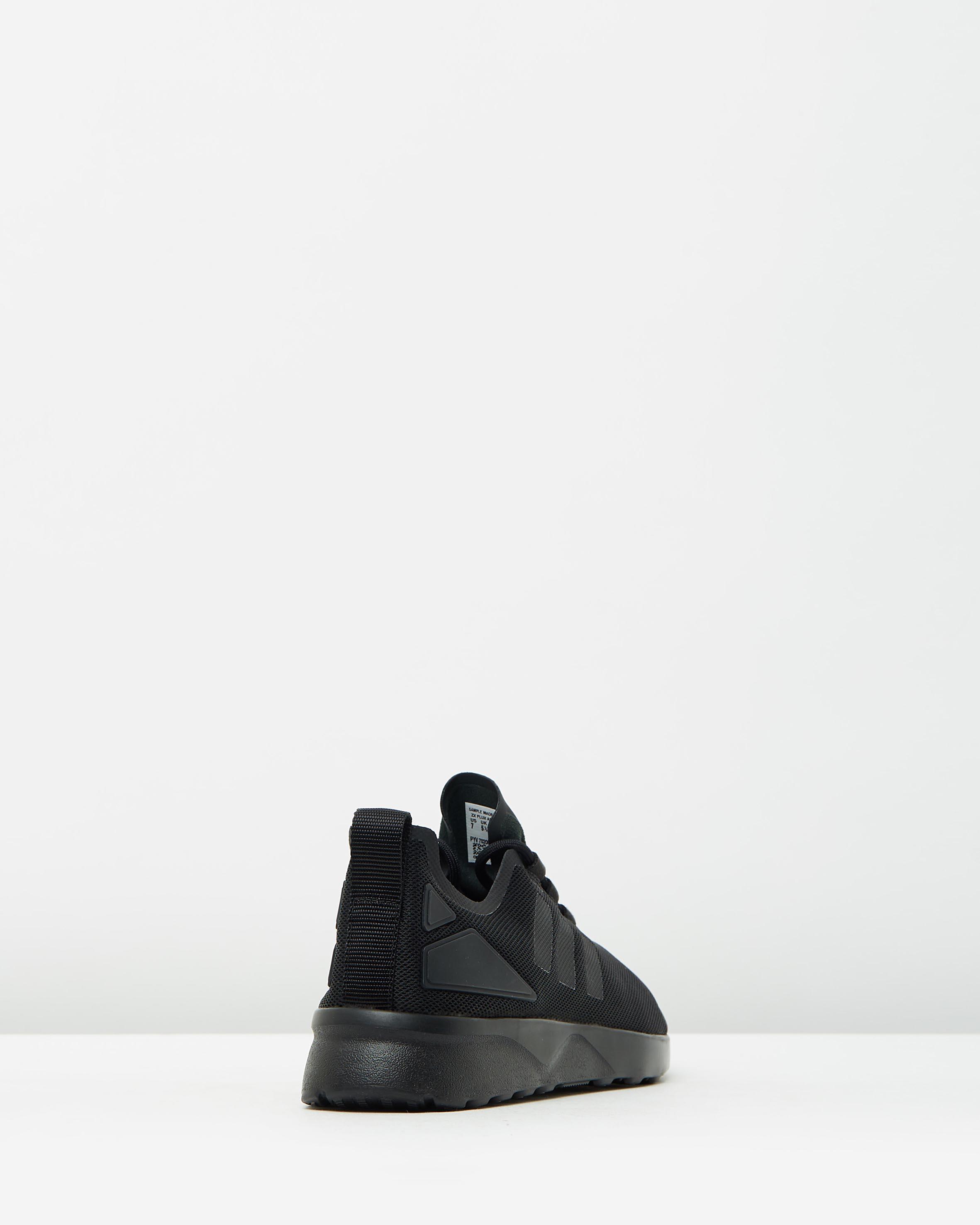 6088e8e31 ... Adidas Womens ZX Flux Adv Verve W Black 2 ...