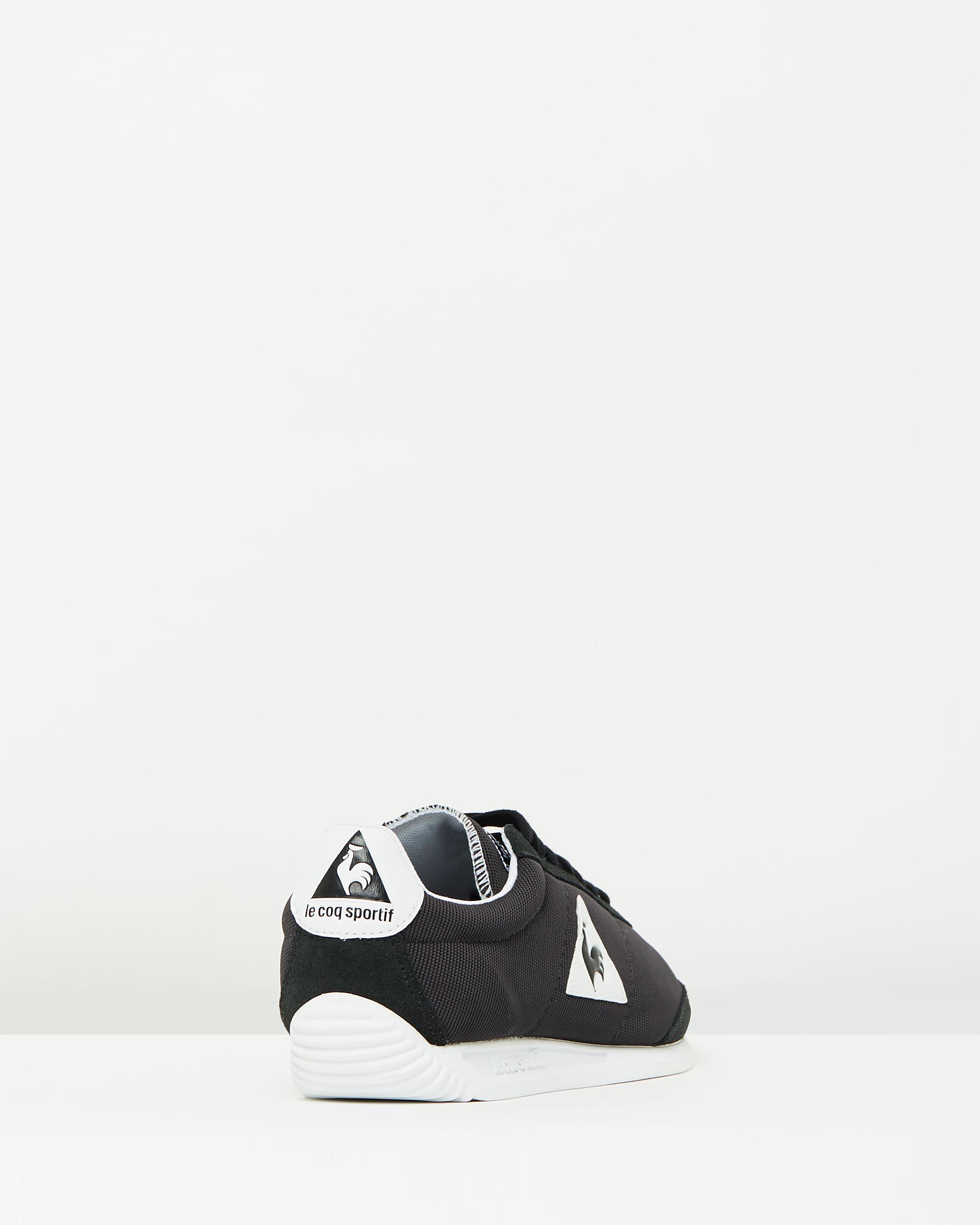 daf427ac5df4 ... Le Coq Sportif Quartz Nylon Sneakers Black 2 ...