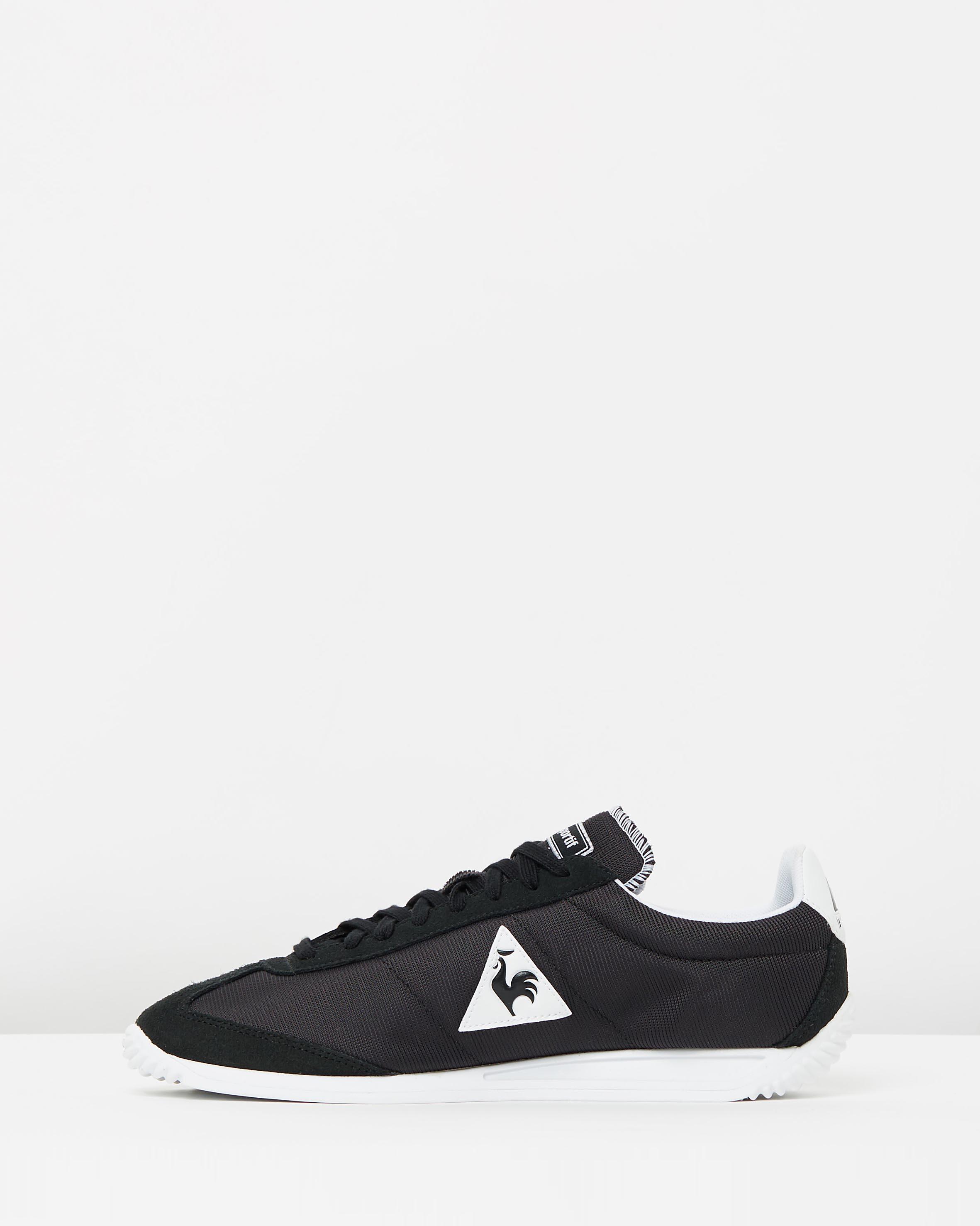 7b25893ae533 ... Le Coq Sportif Quartz Nylon Sneakers Black 3 ...