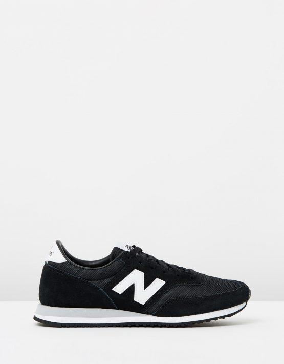 New Balance Classics 620 Black 1