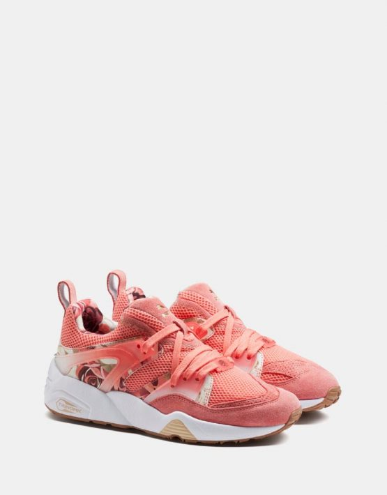 Puma Bog x Careaux Pink 2