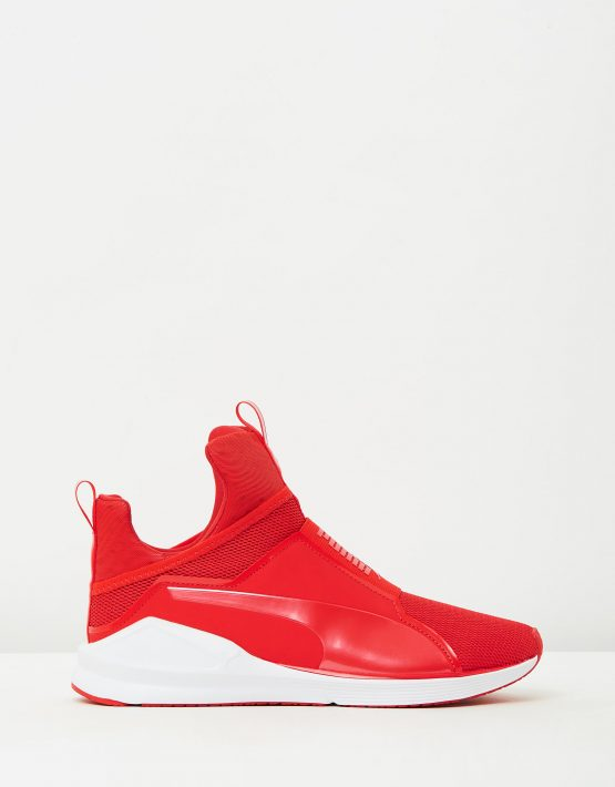 Puma Fierce Core High Risk Red Puma White 1