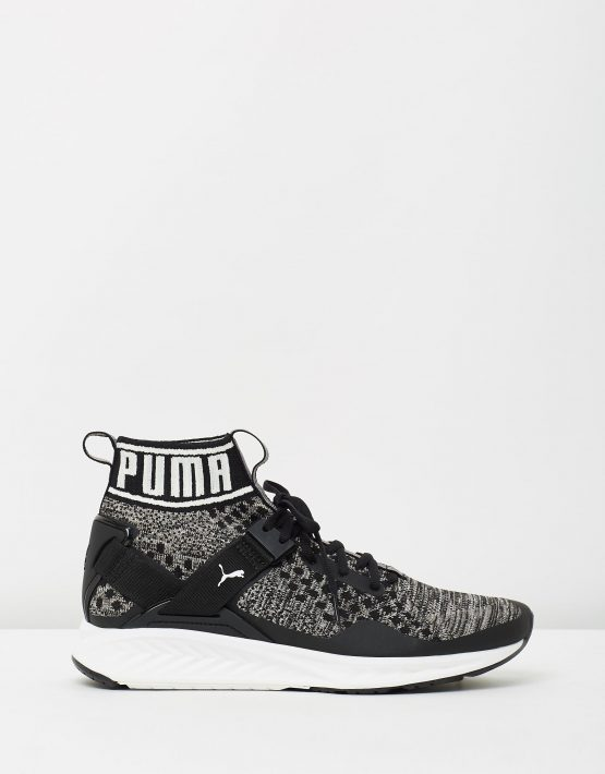 Puma Ignite 3 Evoknit Black 1