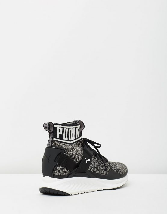 Puma Ignite 3 Evoknit Black 2