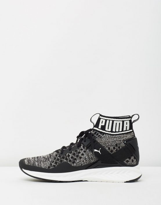 Puma Ignite 3 Evoknit Black 3