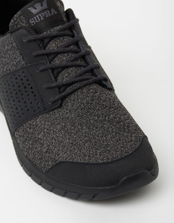 Supra Mens Scissor Black 4