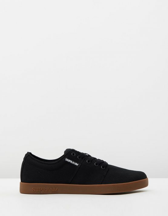 Supra Stacks II Black Gum 1