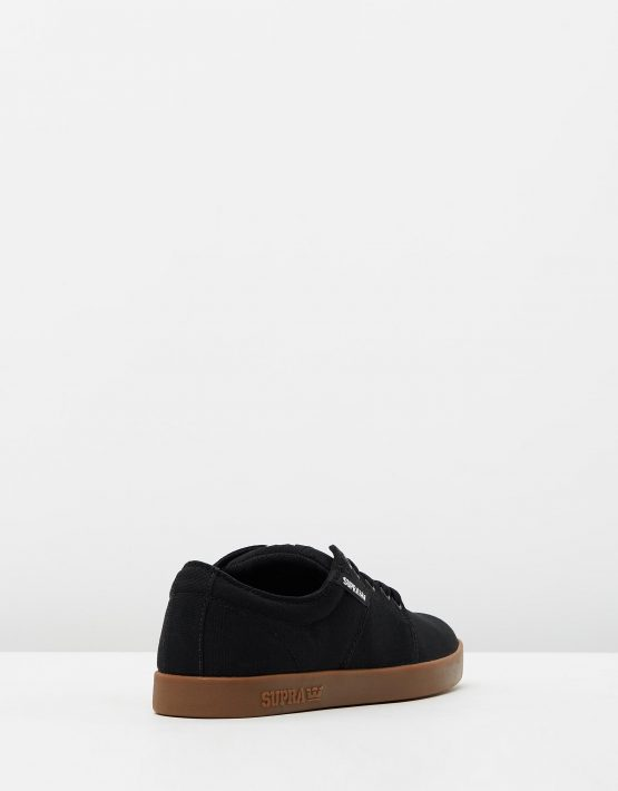 Supra Stacks II Black Gum 2