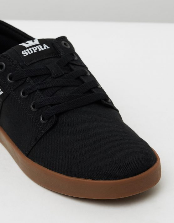 Supra Stacks II Black Gum 4