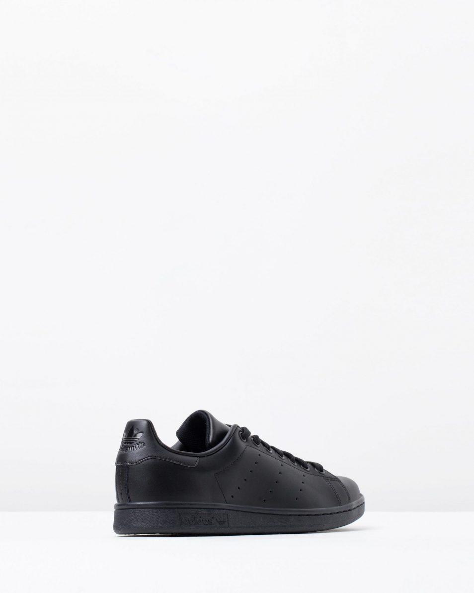Adidas Mens Stan Smith Black 2