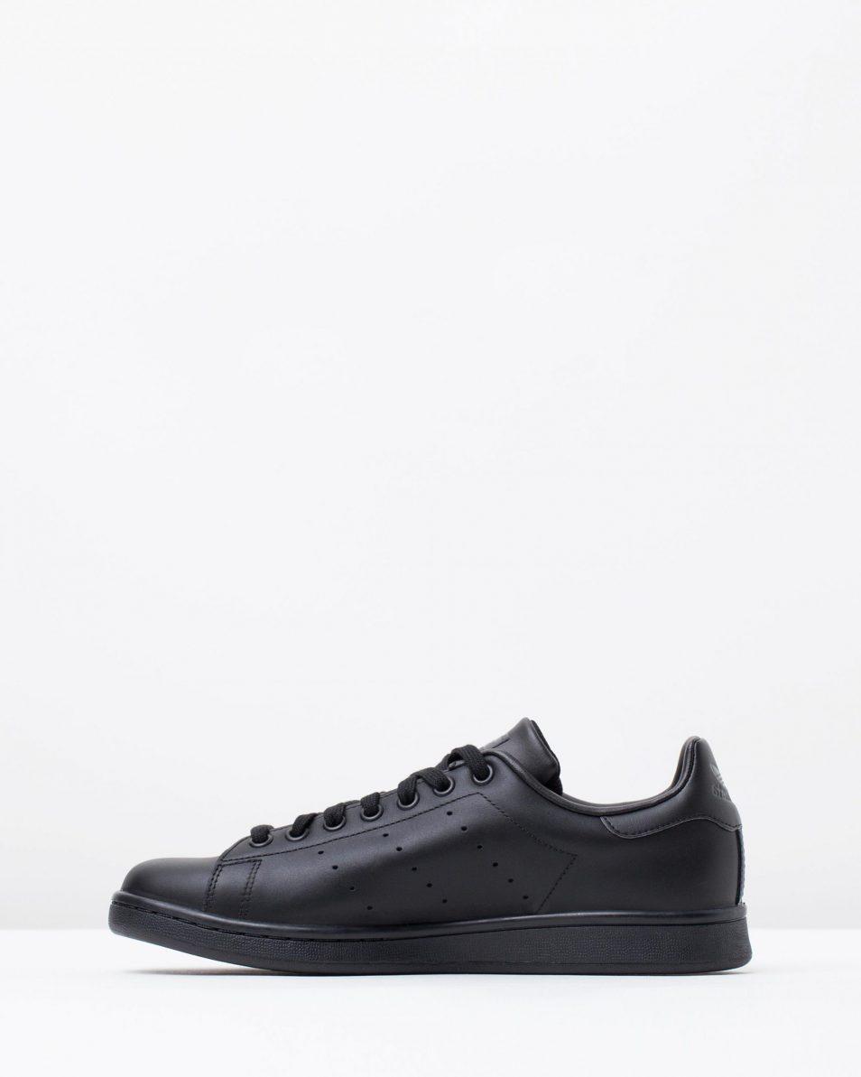 Adidas Mens Stan Smith Black 3