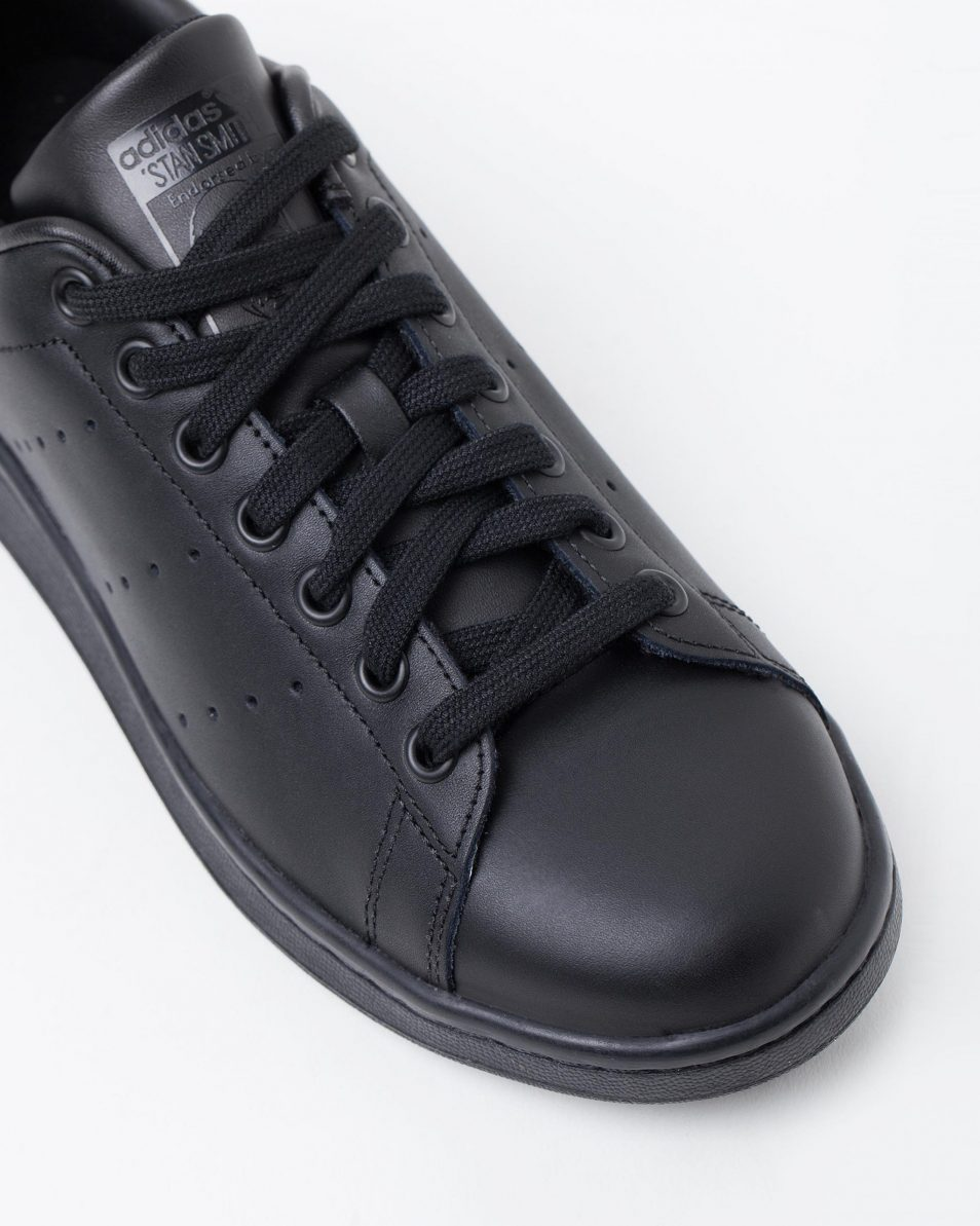 Adidas Mens Stan Smith Black 4