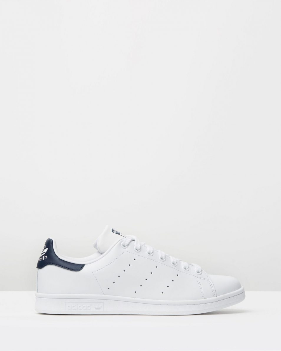 Adidas Mens Stan Smith Navy 1
