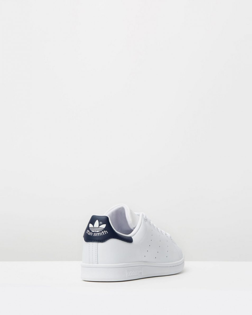 Adidas Mens Stan Smith Navy 2