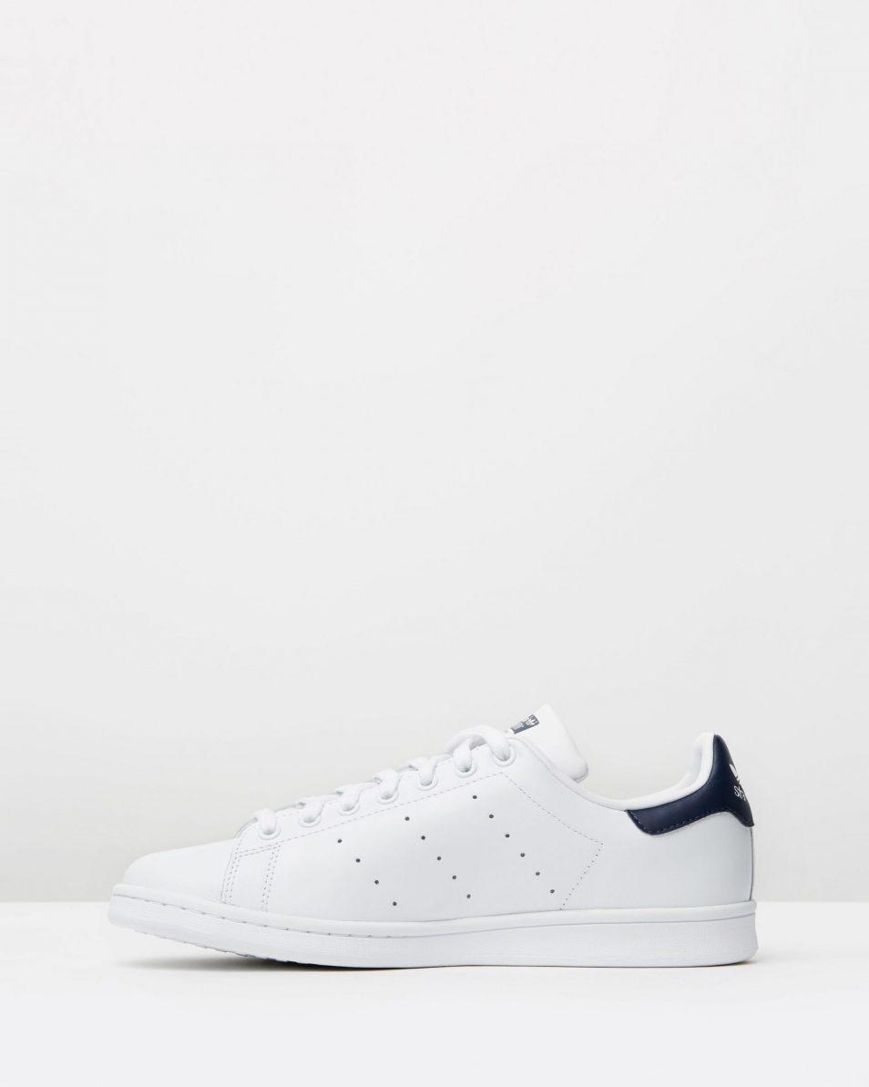Adidas Mens Stan Smith Navy 3