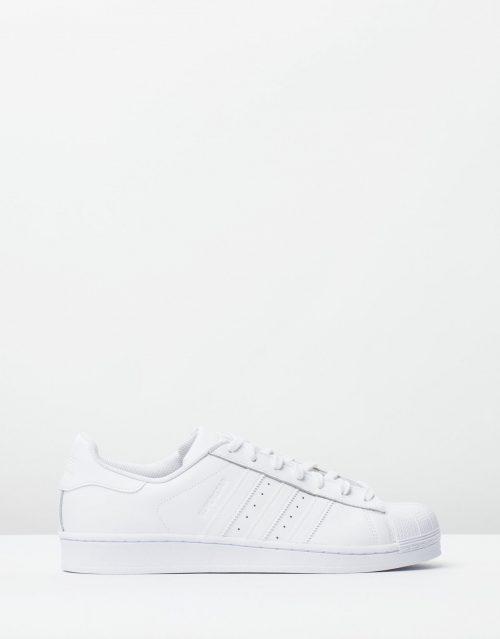 Adidas Originals Men's Superstar White 1