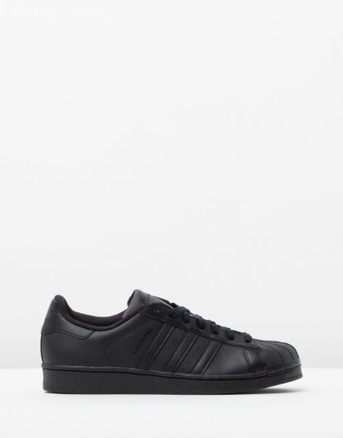 Adidas Originals Mens Superstar Black 1
