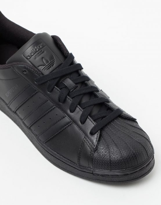 Adidas Originals Mens Superstar Black 4