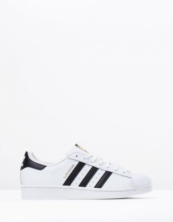 Adidas Originals Mens Superstar White Black 1