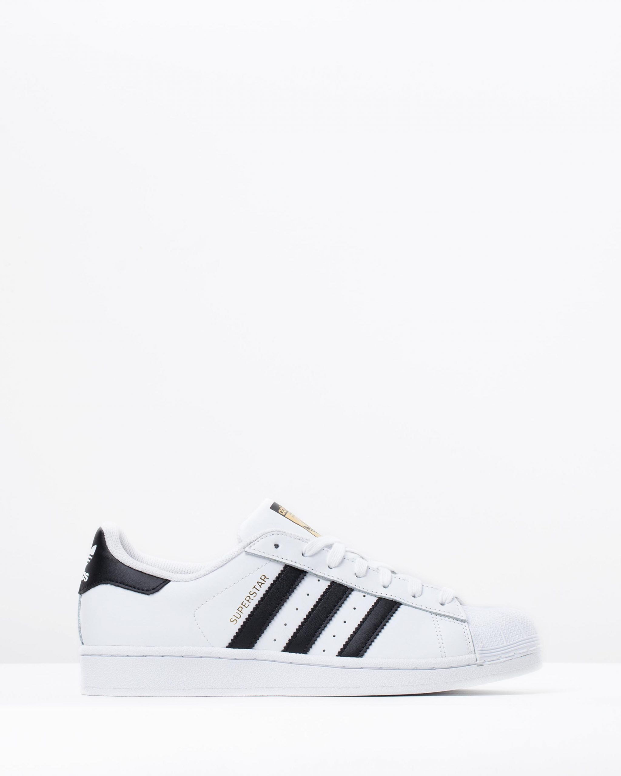 Adidas Originals Men's Superstar White & Black