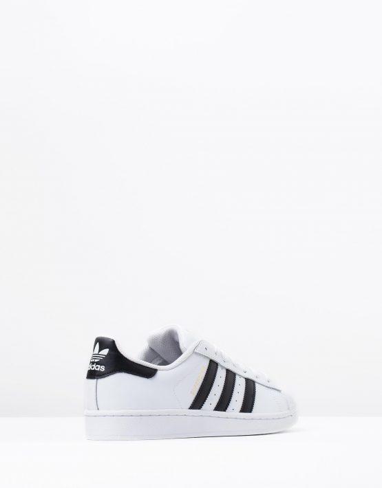 Adidas Originals Mens Superstar White Black 2