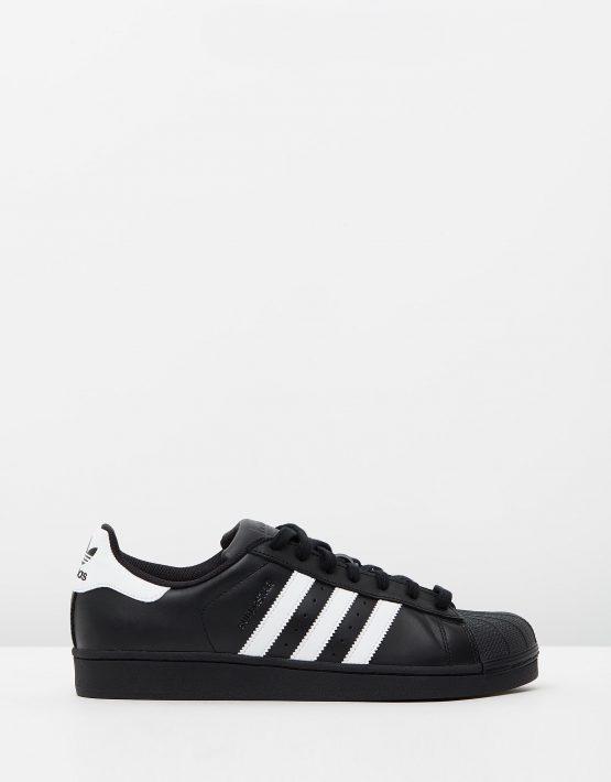 Adidas Originals Womens Superstar Black White 1