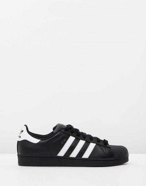 Adidas Originals Womens Superstar Black White 1