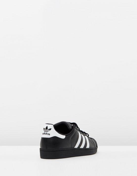 Adidas Originals Womens Superstar Black White 2