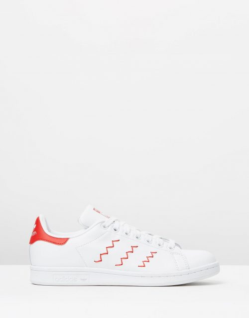 Adidas Womens Stan Smith W Red White 1